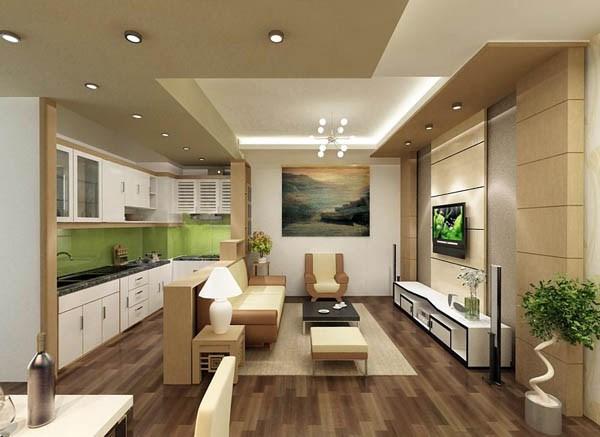 còn căn 3 ngủ đủ đồ cần cho thuê gấp chung cư quanh tam trinh yên sở LH 0912606172