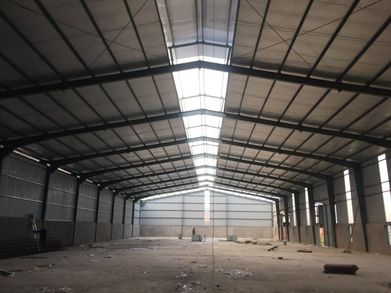 Chính chủ cho thuê kho xưởng 2800m khu vực Cảng Đa Phúc Thuận Thành Phổ Yên Thái Nguyên