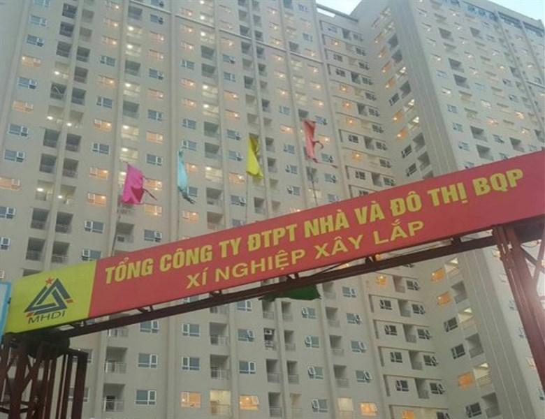 Gia đình cần bán gấp căn hộ 100m2 CC 60 hoàng quốc việt giá bán 30tr/m2