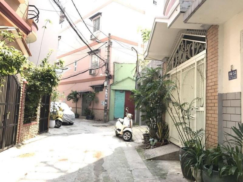Chính chủ bán nhà. ĐC: 10/31 Đặng Văn Ngữ - P.10 - Phú Nhuận