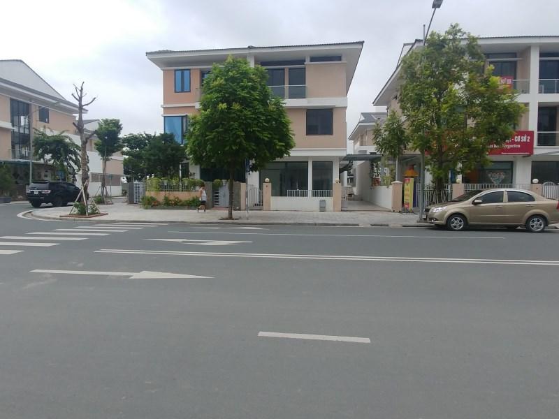 Cho thuê biệt thự An Phú Shop Villa Dương Nội mặt đường trục chính
