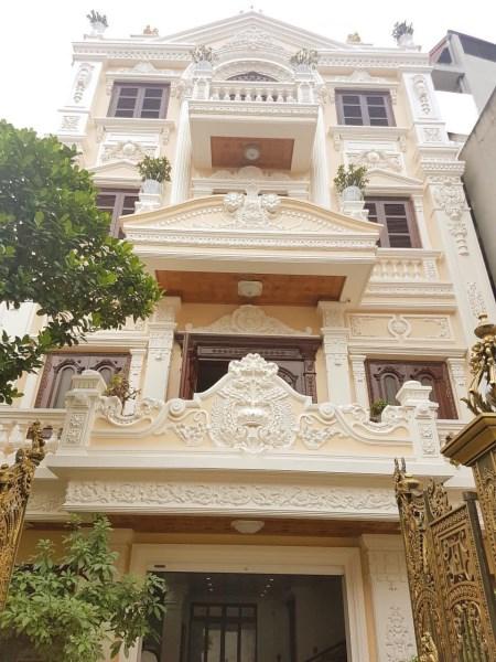 Khu Biệt Thự 120m2 Momota Nguyễn Đức Cảnh-Gara oto