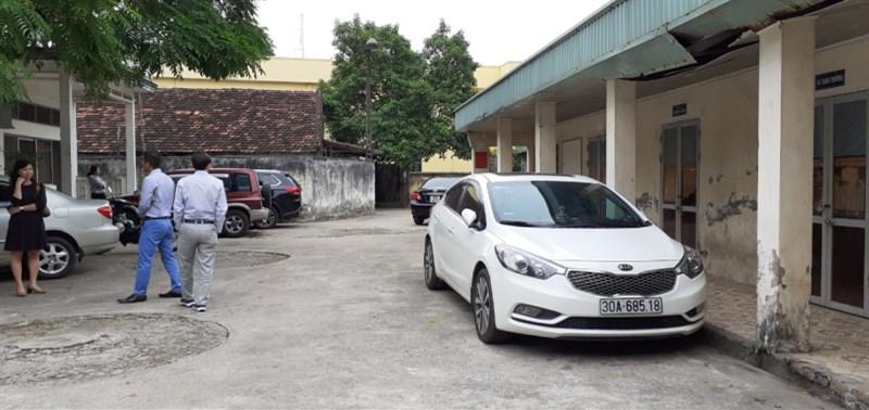 Cho thuê hoặc bán đất tại Hạ Đình, Thanh Xuân, Hà Nội. 1300m2.( trao đổi cụ thể)