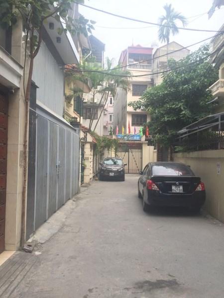 Bán nhà khu phân lô vip, Kim Mã Thượng, Ba Đình,  70m2 x 6 tầng