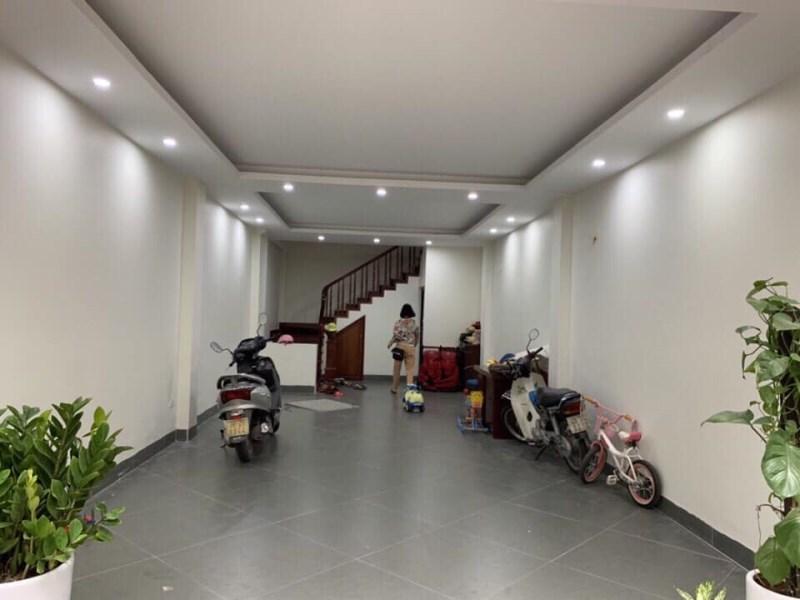 Bán nhà mặt ngõ ô tô, gara kinh doanh phố Vũ Hữu, Thanh Xuân, 53m2 x 5 tầng