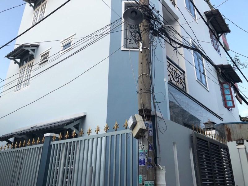 Cần bán căn nhà góc 2MT, DT đất 58.3m , đường số 3. P. Trường Thọ Thủ Đức