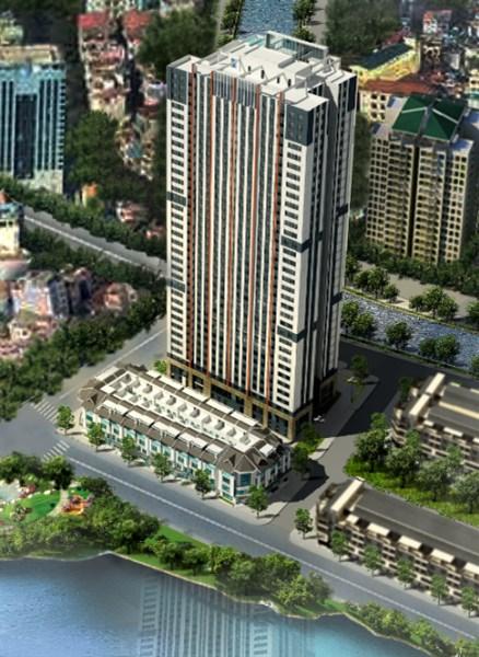 Hàng hiếm khu vực Định Công- Giải Phóng- Vành đai 2.5- căn hộ hai ngủ view hồ chỉ từ 1,8 tỉ.