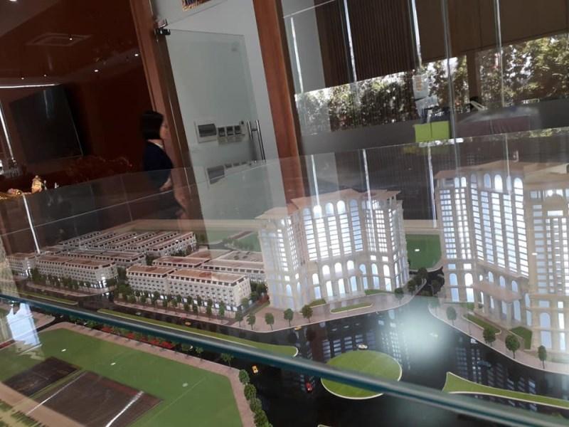 Bán Lô Shophouse 130m2 Tại Mặt Đường Phúc La Văn Phú – Hà Đông