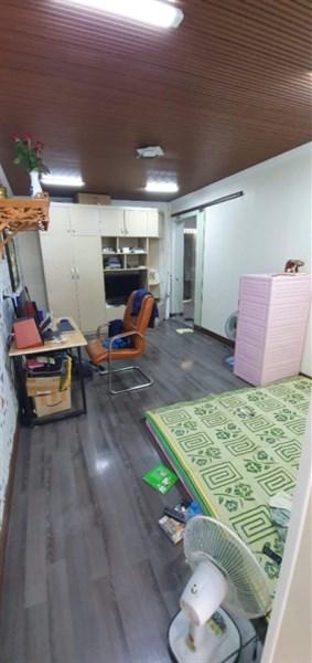 Bán nhà tập thể tầng 3, nhà B6 Trại Găng, quận hai Bà Trưng Tập thể B6 Hải Quan.