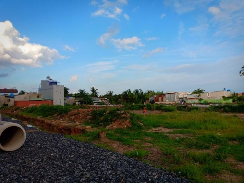 Cần bán rẻ lô đất liền kề Vinhomes Grand Park Q9, SHR XDTD