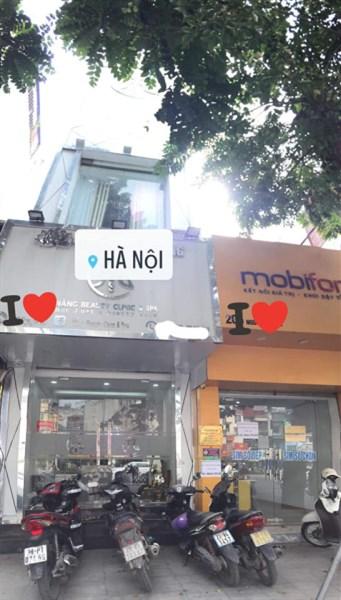 Cho thuê MBKD đỉnh tại mặt đường Nguyễn Trãi, dt 52m2, mt 4m giá rẻ