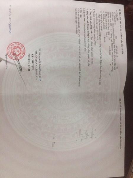Chính chủ bán 115m2 đất 2 mặt đường tại Hương Đình - Mai Đình - Sóc Sơn - HN 1km ra quốc lộ 3