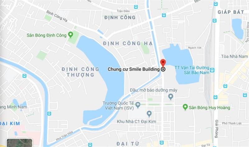 Smile Building Số 1 Nguyễn Cảnh Di – Dự Án Được Bao Quanh Bởi Hệ Thống Sông Và Hồ