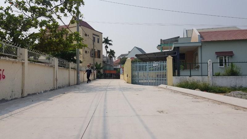 Sổ hồng trao tay cho 4 lô đất vị trí đẹp, đường trải nhựa 12m Gần bên cầu Long Đại Q9