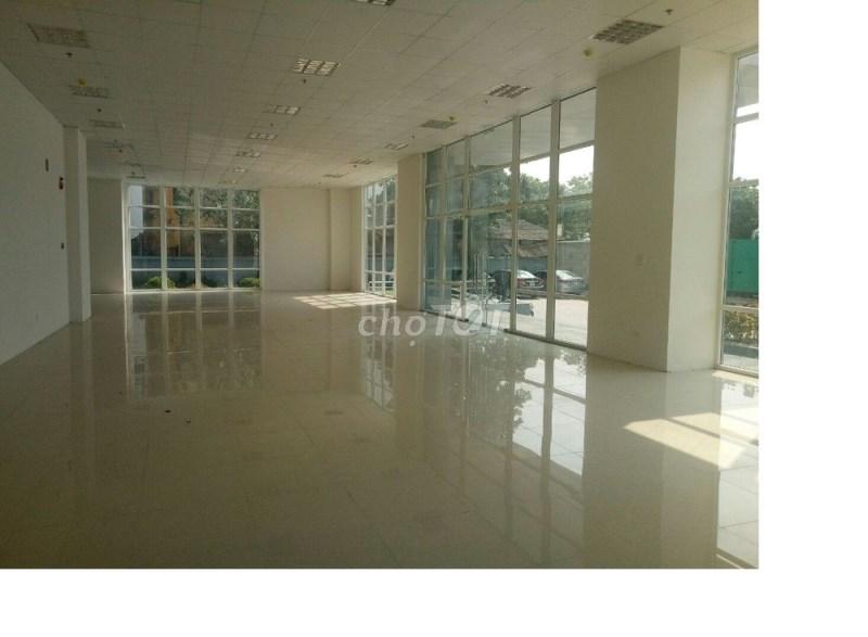 Cho thuê chân đế chung cư tại hàm nghi, dt 620m2 giá 16usd/m2