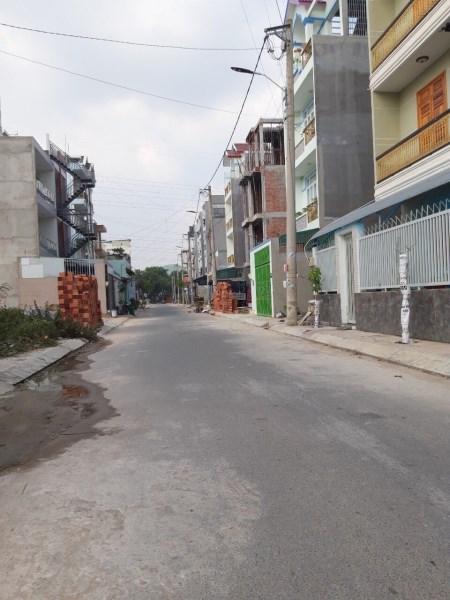 Bán lô đất đẹp đường Lê Văn Chí phường Linh Trung Thủ Đức. 73.5m2 - 4.400.000.000 đ