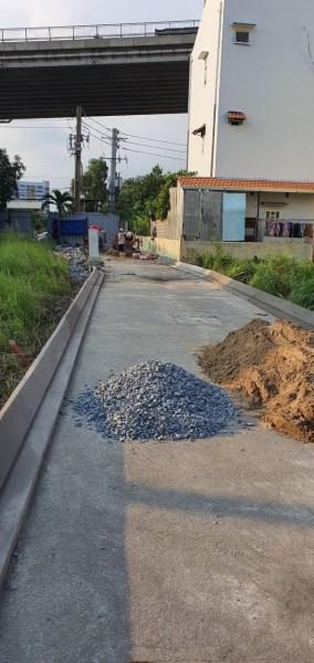 Mở bán cuối năm 13 nền đất ngay cầu Phú Mỹ Đường Nguyễn Văn Quỳ. P. Phú Thuận Quận 7
