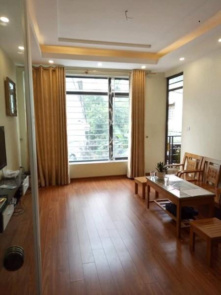 Bán nhà đẹp nhất Định Công Hạ, 5 tầng, ô tô đỗ cửa, 44m2, mt 5.2m. Giá 3 tỷ