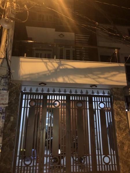 Nhà mới đẹp 3Lầu, 173m2, Lê Quang Định P11, BT giá 5.7 tỷ.