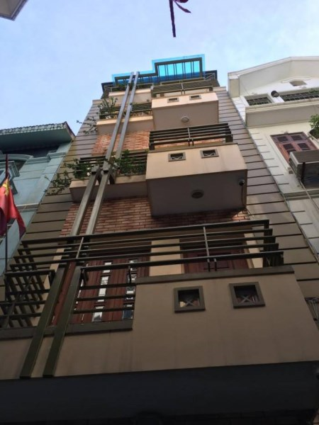 Nhà phân lô oto đỗ cửa phố chùa bộc.