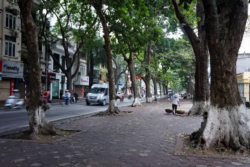 Bán nhà mặt phố Trần Hưng Đạo, Hoàn Kiếm 250m2, mặt tiền 10m, 800 triệu/m2, siêu mặt phố