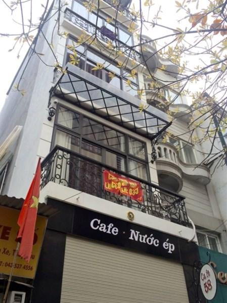 Bán nhà riêng Trương Định, đường rộng 8m, vỉa hè, KD sầm uất, DT 40m2, 5.5 tỷ
