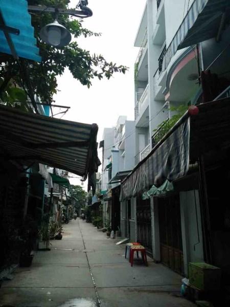 Chính chủ cần bán nhà hẻm 212/ Đường Chiến Lược Phường Tân Hoà Đông -Quận Bình Tân-TP HCM