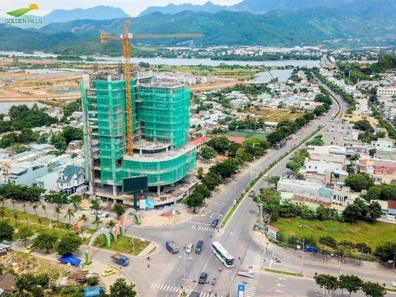 Chính thức nhận đặt chỗ khu C1 – C3 dự án Golden Hills, siêu ưu đãi. LH 0945450666