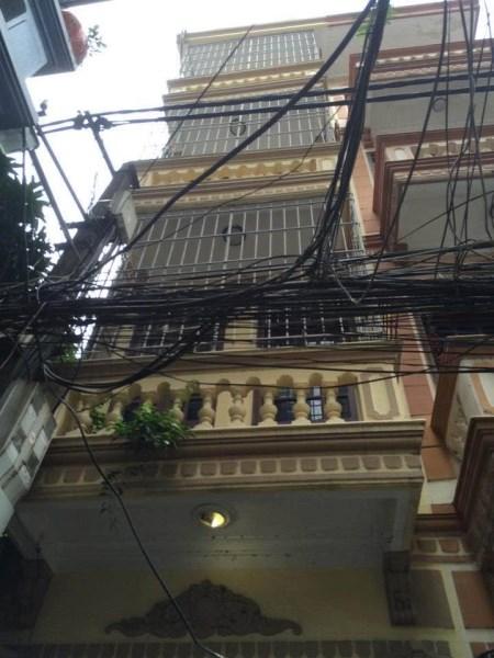 [Bán nhà] phố Hoàng Hoa Thám , quận Ba Đình , Hà Nội – Mr Cường 0387316441