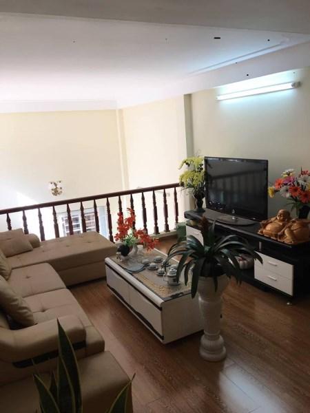 Bán nhà Kim Giang  Lô Góc- Mặt Ngõ 38m2 6 tầng 4m Mt Ôtô Kinh doanh giá 3,2 tỷ LH A Tùng 0989699458.