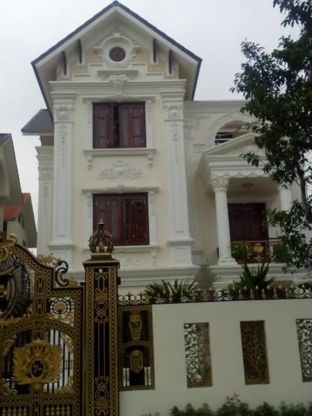 Bán Gấp Nhà biệt thự Nam Cường - Đường Lương Thế Vinh.Lô TT3-DT 150m2.Gía 100 triệu/m2