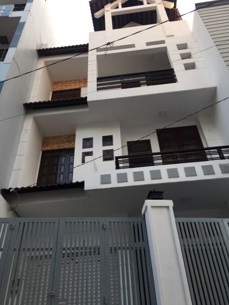 Bán căn biệt thự mini DT 7x16m đường Phạm Văn Chiêu, GV