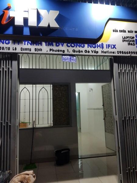 Chính chủ cho thuê nhà nguyên căn hẻm xe hơi Lê Quang Định, P1, Gò Vấp