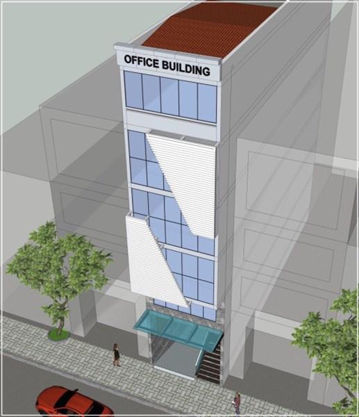 Cho thuê tòa nhà văn phòng mới 100% - Quận Tân Bình - Giá rẻ và nhiều ưu đãi