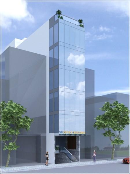 Toà Nhà Văn Phòng Cho Thuê Vị Trí Đẹp Giá tốt Khu k300 Quận Tân Bình