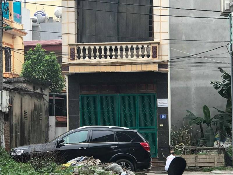 Bán đất Lai Xá, Hoài Đức, HN, 55m2 giá 27tr/m2 ô tô vào tận nhà