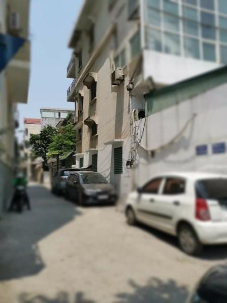 Bán nhà phố Lê Trọng Tấn 115m2 3 tầng 12 tỷ, ô tô kinh doanh đỉnh