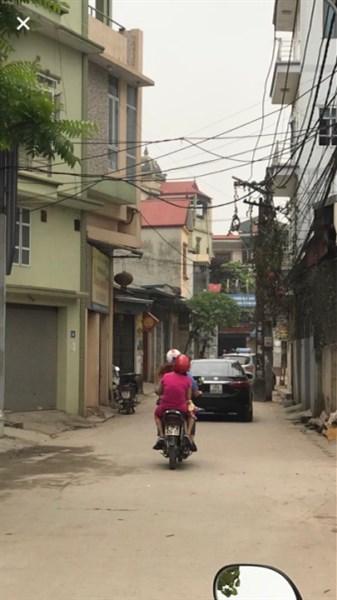 Bán đất Kim Chung, Hoài Đức, Hà Nội 43.8m2 giá 1,4 tỉ ô tô vào tận nhà