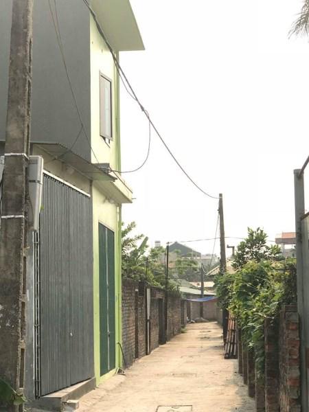 Bán nhà cấp 4 Tu Hoàng, Nam Từ Liêm, Hà Nội, 37m2 giá 1.4 tỉ
