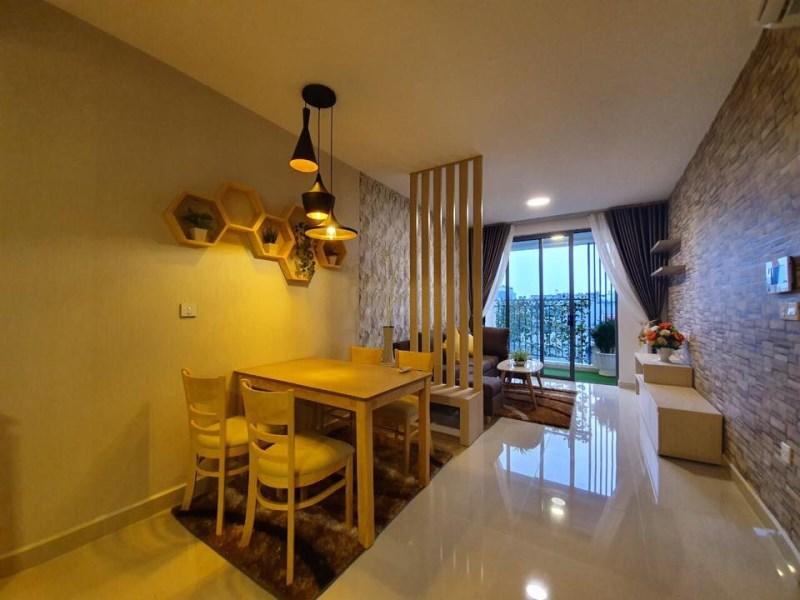 Thuê ngay căn hộ view Hồ bơi mát mẻ tại Botanica Premier với 2PN-full nội thất