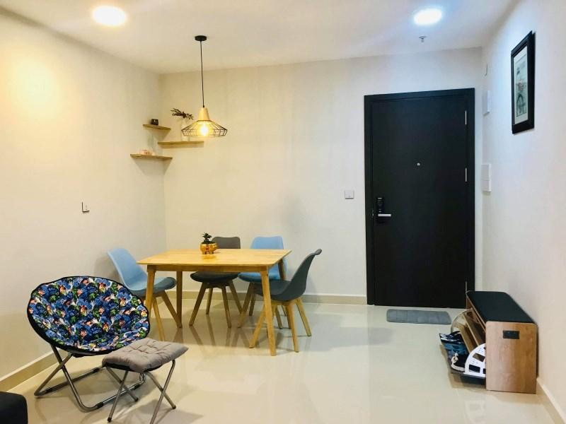Cho thuê Botanica Premier chỉ 15tr/tháng với 1PN- full nội thất và hệ thống Smart-home, view SB
