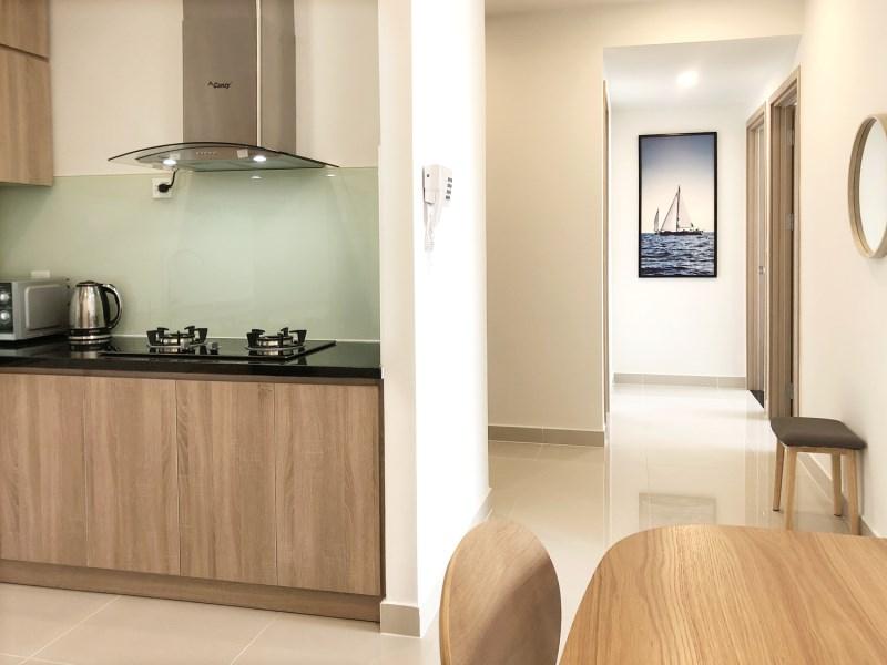 Cho thuê CH Golden Mansion - Novaland 2PN rộng rãi, full nội thất cao cấp y hình, giá chỉ 17tr/th