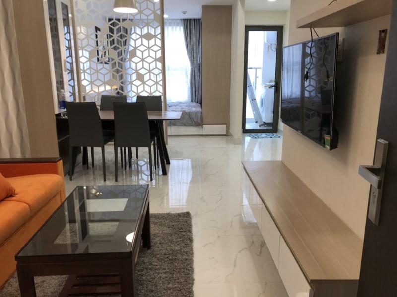 Cho thuê CH mini tại Kingston Residence rộng 40m2-view thành phố, chỉ 15 tr/tháng