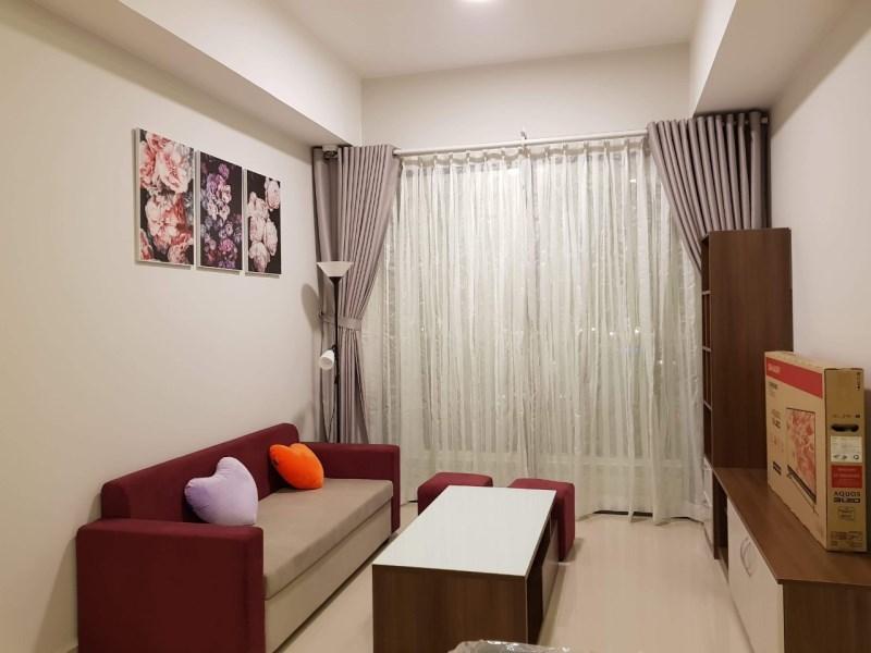 Cho thuê Botanica Premier tầng cao với 2PN - full nội thất cao cấp tầng cao view hồ bơi