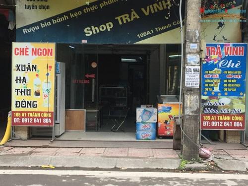 Cần bán căn hộ tầng 1 nhà A1 tập thể Thành Công, Ba Đình, Hà Nội.
