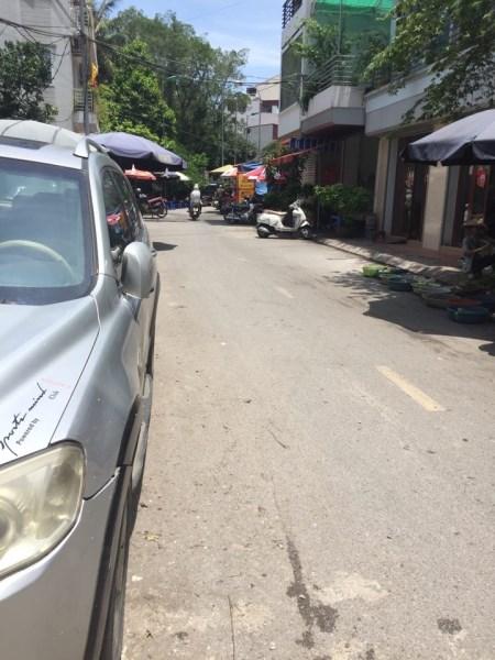 Bán đất mặt phố Thụy Khuê mới (Đồng Cổ), kinh doanh tốt, giá 6.45 tỷ