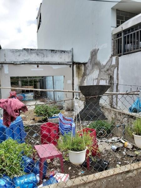 Chính chủ bán lô đất mặt tiền hẻm 2056/64  huỳnh tấn phát, quận 7 tphcm lh 0947567272