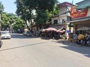 Bán gấp đất mặt phố phường Bưởi chỉ 6.7 tỷ