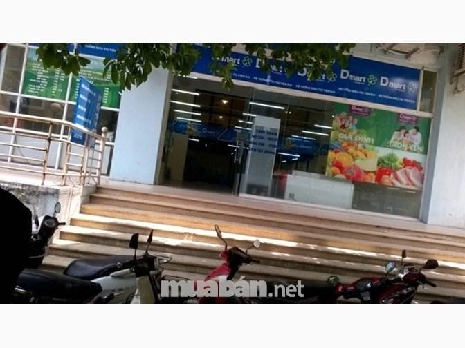 Cho thuê sàn thương mại tòa nhà licogi  Khuất Duy Tiến, ngã tư Lê Văn Lương.