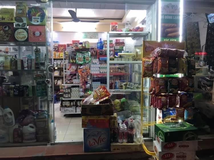 Cần nhượng gấp cửa hàng tạp hoá tại 98 Tân Ấp, Phúc Xá, Ba Đình, Hà Nội